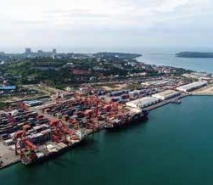 Sihanoukville Port Special Economic Zone Local report (Japan document)